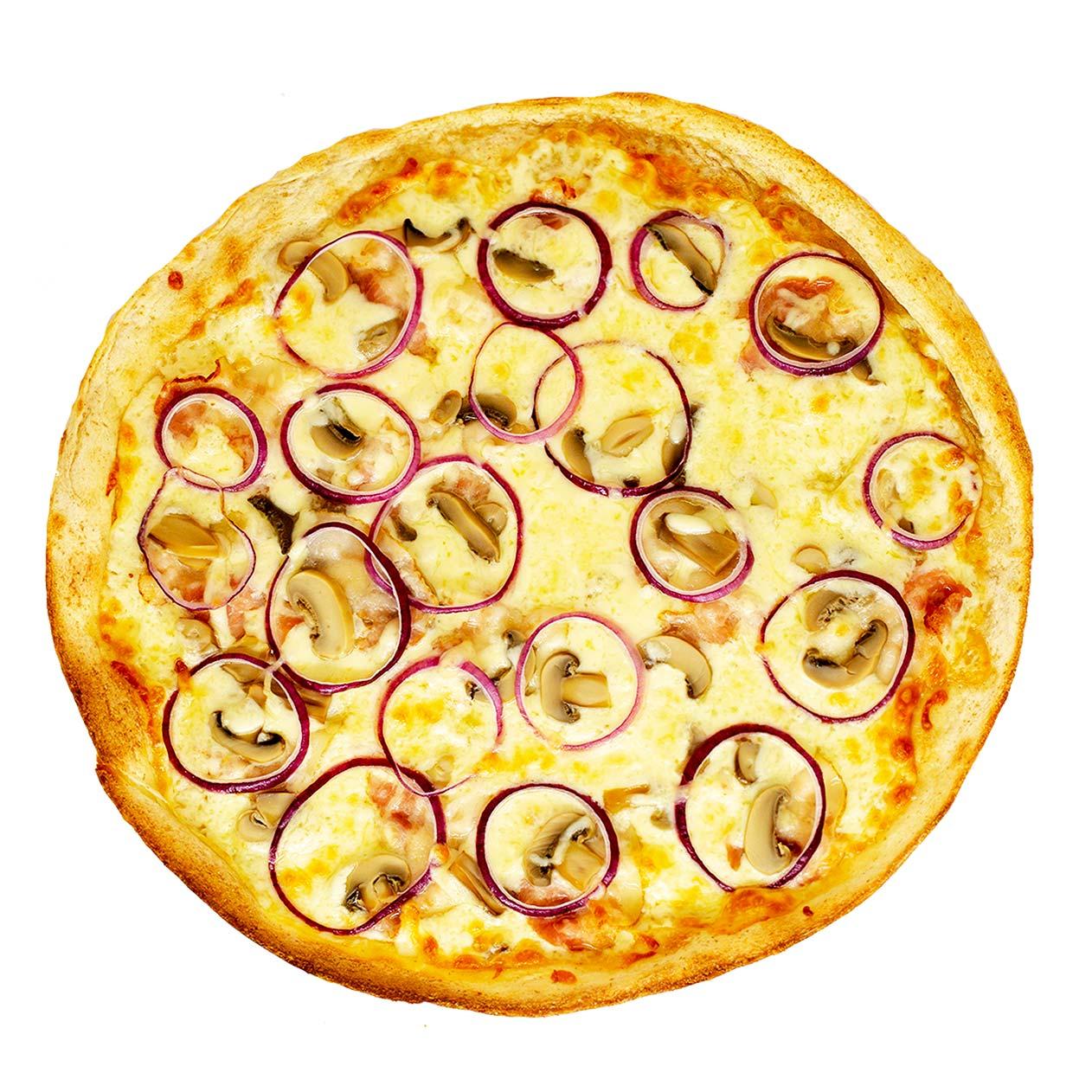 Карбонара Санта-Барбара Pizza Queen