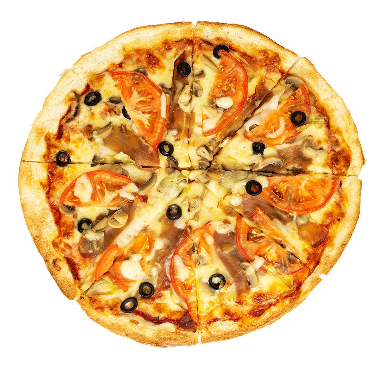Капричозза Калифорнийская Pizza Queen