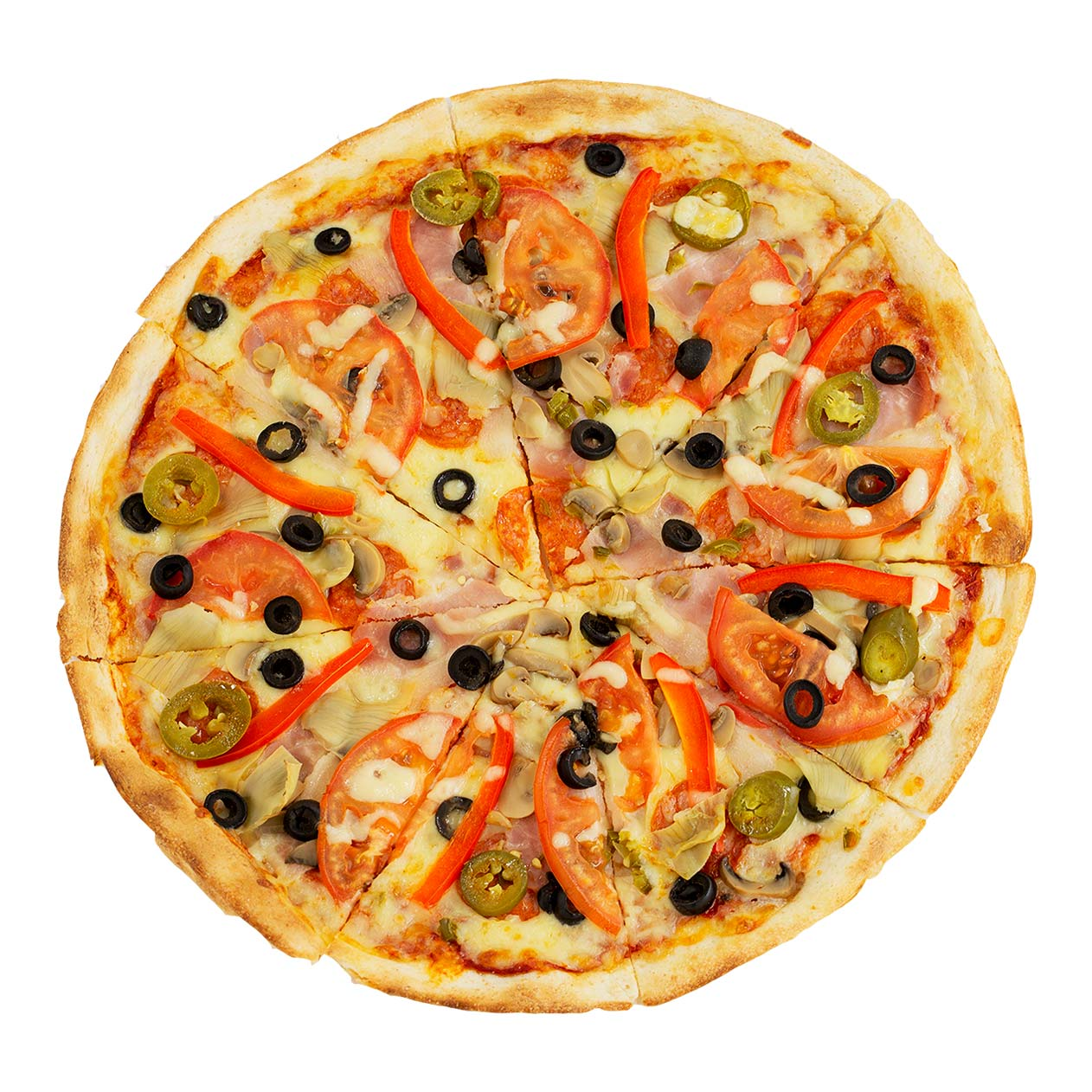Пицца Калифорния Pizza Queen