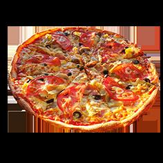 Pizza Queen Калифорния